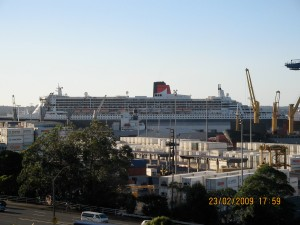 Queen Mary -2