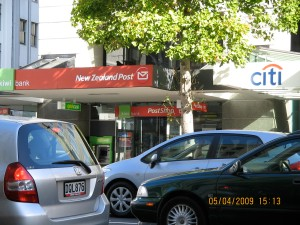 New Zealand Post Shop