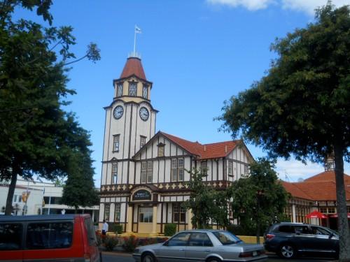 Tourism Rotorua Office